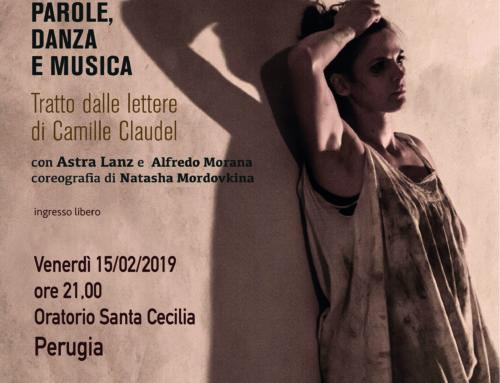 """La Polis presenta l'opera teatrale """"Camille"""""""