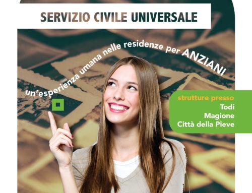 """SERVIZIO CIVILE UNIVERSALE  progetto:""""con cura"""""""