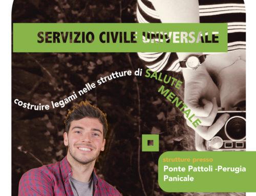 """SERVIZIO CIVILE UNIVERSALE  progetto:""""punti di svista"""""""