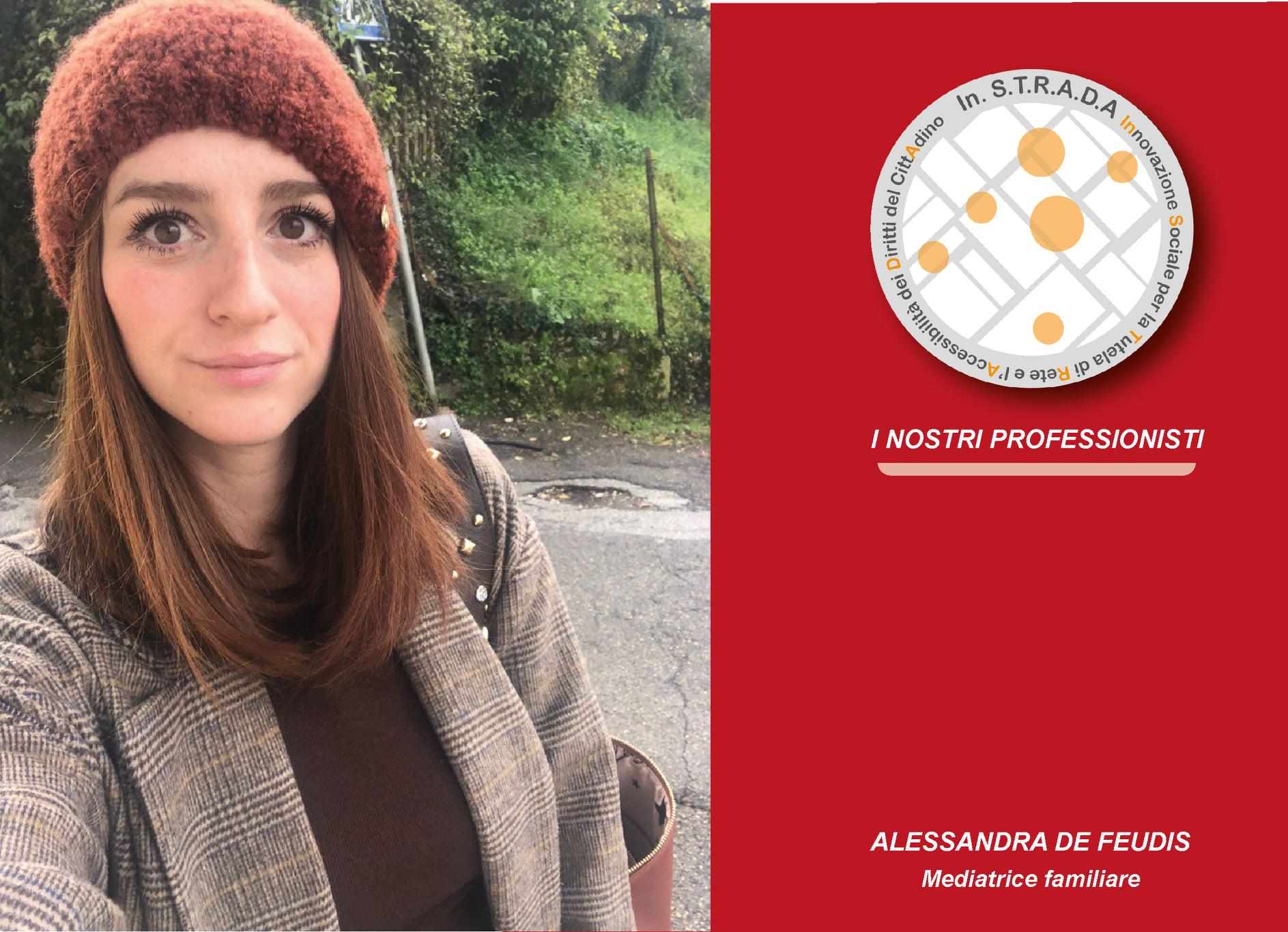 Associazione In.S.T.R.A.D.A, Alessandra De Feudis, mediatrice familiare