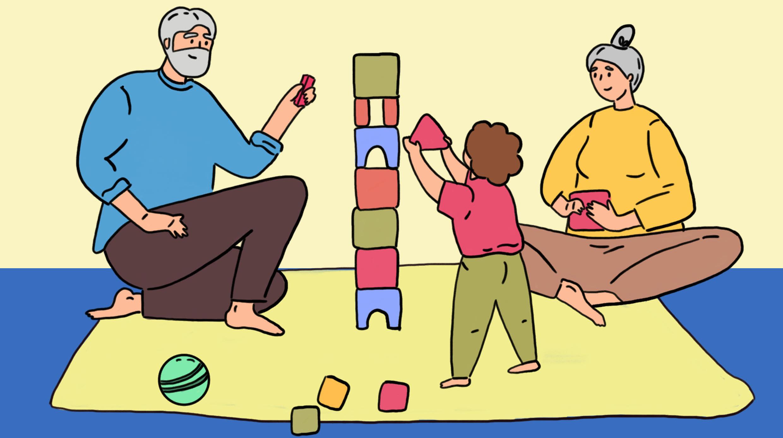 L'Asilo Nido Comunale Paperino ed il Centro d'Iniziativa Sociale per Anziani Bastreghi di Magione: un legame progettuale ed intergenerazionale che contribuirà a costruire una comunità educante e solidale
